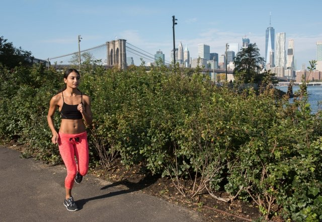 running in new york city