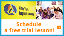 Schedule a free trial lesson