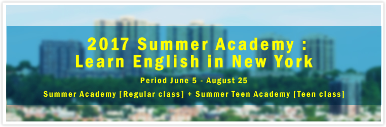 Learn & study English in New York | English Language School